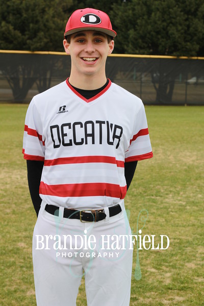 Decatur High Baseball 2